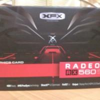 XFX Radeon RX 560 DirectX12 RX-560D2SFG5 2GB 128-Bit DDR5 PCI Express