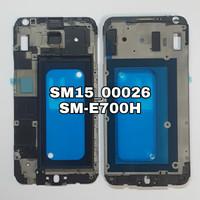 Frame Tulang tengah Tatakan LCD Samsung Galaxy E7 SM-E700H Original