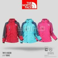 Jaket Gunung / Outdoor TNF Summit Series 1603 B Ladies