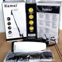 Alat Cukur Rambut clipper Kemei km 6603 best seller b37a3d0ce0
