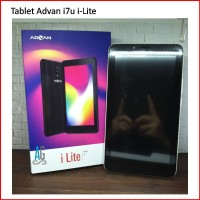 hp tablet advan i-lite i7u 4g lte ram 1gb garansi resmi