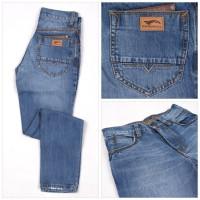 Cardinal CBCBR000320 Regular Jeans / Celana Pria / Celana Jeans
