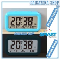 Jam Weker / Smart Timepiece Backlight Alarm Clock JP9901-2