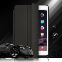 Smart Case iPad 6th THE New iPad 2018 9.7 Ori Casing Cover LEATHER