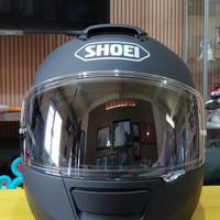 Helm modular shoei neotec black doff size xxl like new