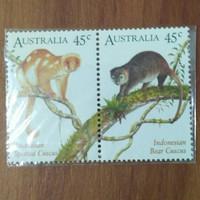 Perangko Kuno Australia Indonesia Cuscus 45c Murah Best Seller Diskon