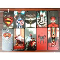 Case Marvel 3D Lama For Vivo V7+