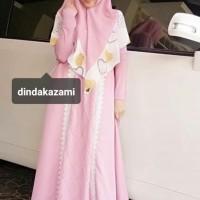 dress gamis by kameela hijabku cantik anggun