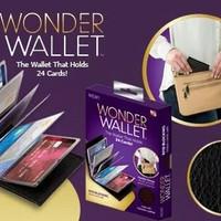 Wonder wallet isi 24 kartu