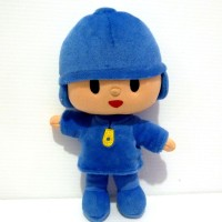 Harga boneka pocoyo import plush doll high detail | Hargalu.com