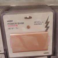 Harga Power Bank 4000 Mah Hargano.com
