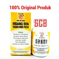Hsiang Sha Yang Wei Pien / Obat maag / Obat nyeri lambung
