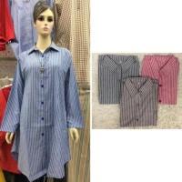 Promo Cllaire Baju Tunik Blus Gamis Kemeja Panjang Grosir Unique