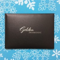 ALBUM / ALBUM FOTO MBT GOLDEN MOMENT 10 SHEET