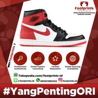 Jual Air Jordan 1 Retro High Track Red 100% Original Sneakers (BUKAN KW) Murah