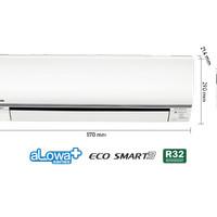 AC Panasonic 1/2 PK CS-KN5RKJ LOw Watt + Eco Smart + Al Limited