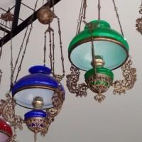 Lampu Kerek/Lampu Gantung/Lampu Betawi Model Kerek TYPE Murah