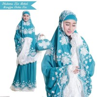 Mukena Dewasa Double Hycon Bunglon