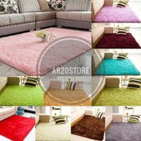 Surpet Sarung Karpet Bulu Rasfur Ukuran 200 x 120