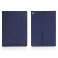 Remax Pure Series Flip Case for iPad 2017 - Biru