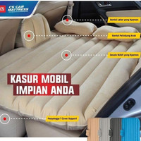 Harga promo kasur mobil all type free cover motor | antitipu.com