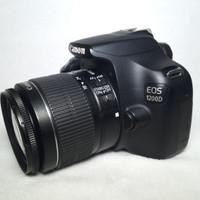 Canon eos 1200D kit 18-55mm is II mulus