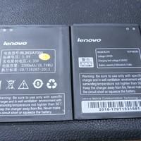 Baterai Battery Original Lenovo BL243 A7000 K3 Note A7k A7000 Plus