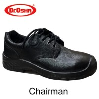TERLARIS SEPATU SAFETY SHOES DR OSHA CHAIRMAN LACE UP 3198 MURAH