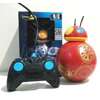 Mainan Anak Robot Remote Control Homy 77