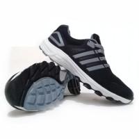 Sepatu Pria Dewasa Sneakers Olahraga Bahan Nubuck dan Semi Mesh Adem