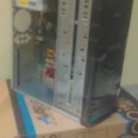 PAKET CPU KOMPUTER CORE 2 DUO CASING BARU Original Murah