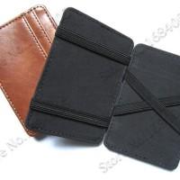 Dompet Magic Kartu Kulit Untuk Pria, Unik Dan Keren Di Jamin