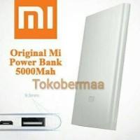 Xiaomi 5000Mah Powerbank - Original Power Bank 5000 Mah Murah Gransi 7