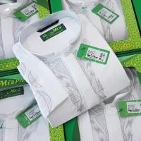 Baju Koko Almia Super Premium Al Mia Murah