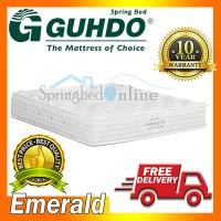 Springbed Matras Guhdo Emerald 100 X 200 Kasur Saja