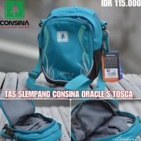 Terbaru Consina Oracle S Tas Selempang Kecil Gadget Bag Original