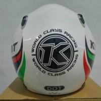 Terlaris Helm Kyt - X Rocket Retro / Helm Murah / Full Face