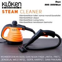 Kloken Steam Cleaner - Alat Untuk Berbagai Kegiatan Mem Limited