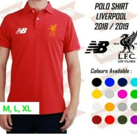 POLO SHIRT LIVERPOOL 2018-2019 Limited