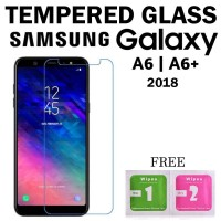 Tempered Glass Samsung Galaxy A6 2018 & A6 Plus 2018 Anti Gores