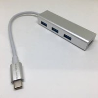 USB C HUB 4 Port Buat Laptop Jaman Now Murah