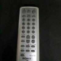 wega Remot Remote tv sony tv tabung trinitron wega