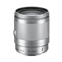 Nikon 1 NIKKOR VR 10-100mm f/4-5.6 Lens NEW from Japan Silver