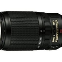 Nikon Telephoto Zoom Lens Af-S Vr Zoom Nikkor 70-300Mm F / 4.5-5.6G If