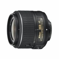 Nikon Standard Zoom Lens Af-S Dx Nikkor 18-55Mm F / 3.5-5.6G Vr Ii Nik