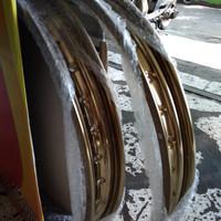 Velg 140/160 Ring 17 BKK Alloy Rims