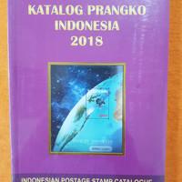 Perangko/Katalog Prangko Indonesia edisi 2018