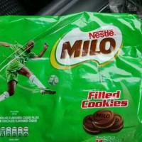 Milo Filled Cookies