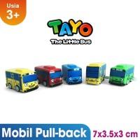 Tayo The Little Bus Mainan Tayo Isi 5 pcs