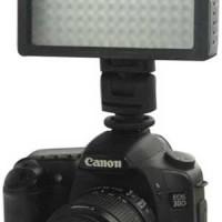 Lampu Flash Lightning LED Kamera DSLR Studio Emergency LD-160 LD 160